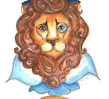 Dandy Lion by littlebluerenn