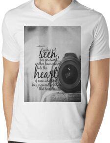 No Eye Has Seen Mens V-Neck T-Shirt