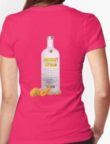Bothriechis schlegelii - Absolut Citron Womens Fitted T-Shirt