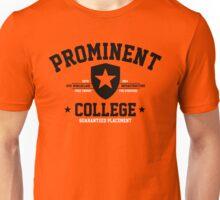 Prominent College T-shirt Unisex T-Shirt