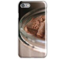 Double Chocolate Cheesecake iPhone Case/Skin