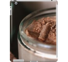 Double Chocolate Cheesecake iPad Case/Skin