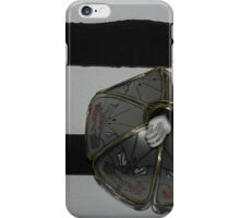 old fashioned ceiling and lampshade iPhone Case/Skin