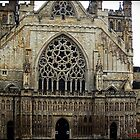 The west front, Exeter Cathedral. by mrcoradour