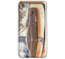 Patina Grill iPhone Case/Skin