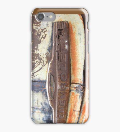 Patina Grill iPhone Case/Skin