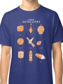 1960s Satellites Classic T-Shirt