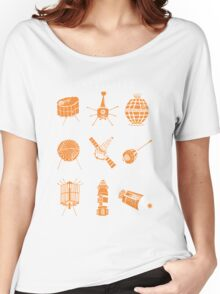 1960s Satellites Women's Relaxed Fit T-Shirt