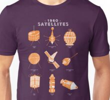 1960s Satellites Unisex T-Shirt