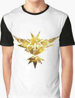 Pokemon GO - Team Yellow Instinct Graphic T-Shirt