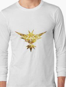 Pokemon GO - Team Yellow Instinct Long Sleeve T-Shirt