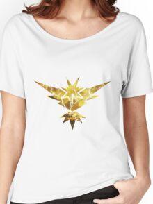 Pokemon GO - Team Yellow Instinct Women's Relaxed Fit T-Shirt