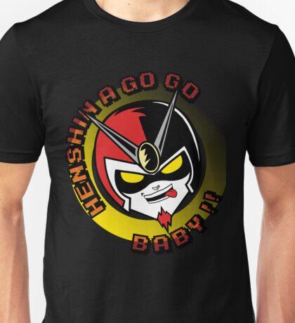 Henshin a go go!! Unisex T-Shirt