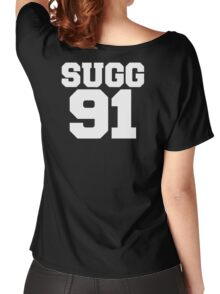 SUGG 91 - ThatcherJoe Baseball - Joe Sugg Women's Relaxed Fit T-Shirt