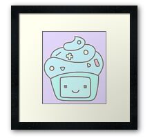 Gaming Cupcake Framed Print
