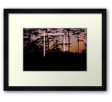 Rectangle No. 4 Framed Print