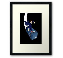 Dragon Who Framed Print