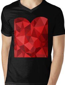 Corset - Hearts Delight Diamonds Mens V-Neck T-Shirt