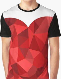 Corset - Hearts Delight Diamonds Graphic T-Shirt
