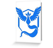 Team Mystic Greeting Card