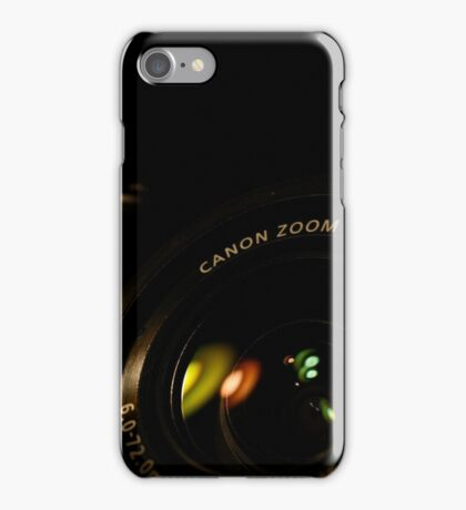The Lens iPhone Case/Skin