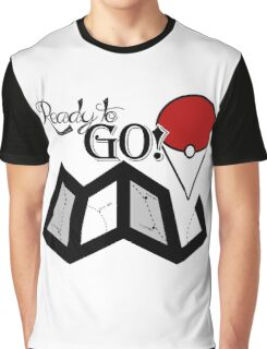 ready to GO! Graphic T-Shirt