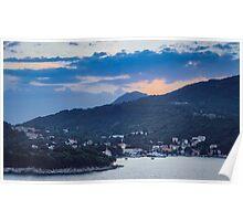 Dubrovnik Sunset II Poster