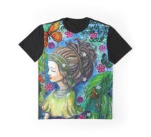 Earth Angel Graphic T-Shirt