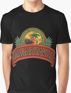 margaritaville logo jimmy buffet original kluwer Graphic T-Shirt