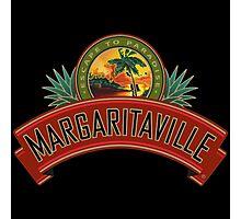 margaritaville logo jimmy buffet original kluwer Photographic Print