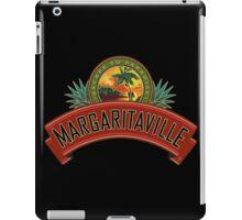 margaritaville logo jimmy buffet original kluwer iPad Case/Skin