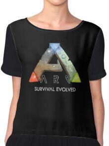 Ark Survival Evolved Chiffon Top