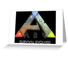 Ark Survival Evolved Greeting Card