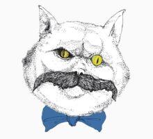 Evil Cat #1 Kids Clothes