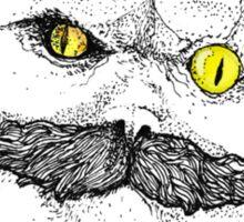 Evil Cat #1 Sticker