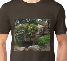 A Pig Full of Flowers - St Werburghs City Farm - No.2 Unisex T-Shirt