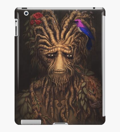 Last Days of the Woodman iPad Case/Skin