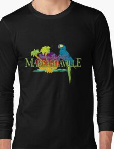 jimmy buffet margaritaville album cover kluwer Long Sleeve T-Shirt
