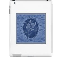 Pisces - Zodiac water sign iPad Case/Skin