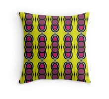 PATTERNATION| HIPPY DIPPY GRUBS| RB EXCLUSIVE Throw Pillow