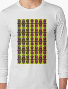 PATTERNATION| HIPPY DIPPY GRUBS| RB EXCLUSIVE Long Sleeve T-Shirt