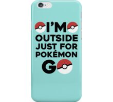 Pokémon Go 1 iPhone Case/Skin