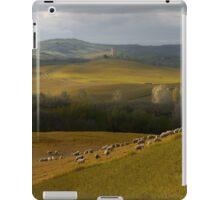 San Quirico d'Orcia iPad Case/Skin