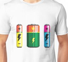 Battery icon Unisex T-Shirt
