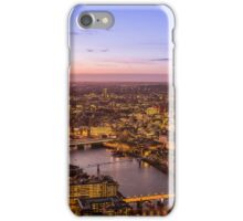 lucho cityscape iPhone Case/Skin