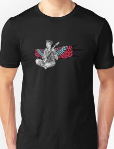 Sufjan (with wings) Unisex T-Shirt