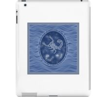Scorpius - Zodiac water sign iPad Case/Skin