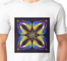 Digi Flower Unisex T-Shirt