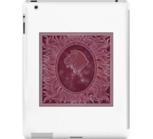 Leo - Zodiac fire sign iPad Case/Skin