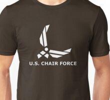 CHAIR FORCE Unisex T-Shirt
